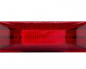 M2 series LED Marker Lamp: Front View