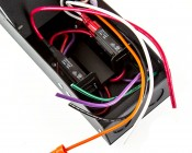 Magnitude Dimmable LED Power Supply - 24 Volt:  200W- To Access Wires Pop Open Lid