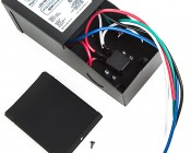 Magnitude Dimmable LED Power Supply: 50 Watt- To Access Wires Unscrew Lid, Lift Slightly, And Pull Out
