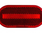 M9 series Marker Lamp: Front View