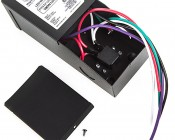 Magnitude Dimmable LED Power Supply - 24 Volt: 100W- To Access Wires Unscrew Lid, Lift Slightly, And Pull Out