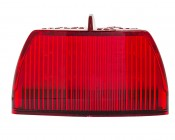 MBCPC LED Marker Lamp: Front View