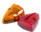MBCPC LED Marker Lamp: Available In Red & Amber