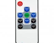 MCBRF-RGB4 Mini RGB Controller with RF Remote
