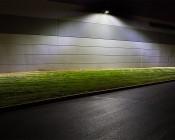 LED Parking Lot Light - 150W LED Shoebox Area Light: Beam Pattern
