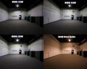Modular LED High Bay Light - 200W: 120W, 150W, 200W & Metal Halide Light Compared