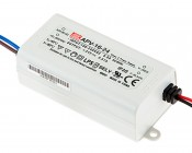 Mean Well LED Power Supply - AP series 16W Single Output LED Power Supply - 24V DC