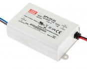Mean Well LED Power Supply - AP series  35W Single Output LED Power Supply - 24V DC