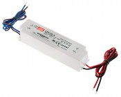 Mean Well LED Power Supply - LPV series 35~150W Single Output LED Power Supply - 5V DC