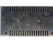 Mean Well LED Power Supply - SP Series 100W Enclosed Power Supply with Built-in PFC - 12V DC - Refurbished: Showing Typical Example Of Cosmetic Damage On Power Supply