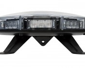 Emergency LED Light Bar - 360 Degree Strobing LED Mini Light Bar: Side View