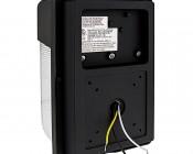Mini LED Wall Pack - 28W (100W MH Equivalent)- 5100K/4000K - 2,100 Lumen: Back View
