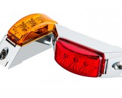 MMK series Mini Marker Light Kit: Available In Red & Amber