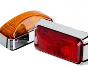 MMKPC series Mini Marker Light Kit: Available In Red & Amber