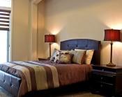 9 Watt A19 Globe Bulb Bed Room Lamp