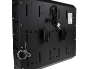 Modular LED High Bay Light - 450W: Back View