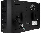 Modular LED High Bay Light - 300W: Back View