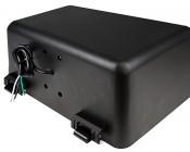 Modular LED Shoebox Area Light - 100W- Back View