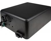 Modular LED Shoebox Area Light - 150W: Back View