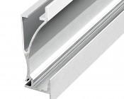 Molding Style Recessed Aluminum LED Profile Housing - ALP-RWM
