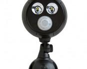 Mr Beams UltraBright Wireless Motion Sensor Spotlight: Front View