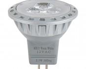 MR11 LED Bulb - 3 SMD LED Bi-Pin Bulb