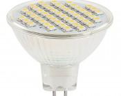 MR16 LED Bulb - 48 SMD LED Flood Light Bi-Pin Bulb