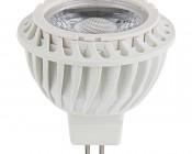 MR16 LED Bulb - 1 COB LED Spotlight Bi-Pin Bulb