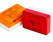 MR180PC series Marker Lamp: Available In Red & Amber