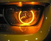 LED Angel Eye Headlight Accent Lights