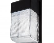 Mini LED Wall Pack - 28W (100W MH Equivalent)- 5100K/4000K - 2,100 Lumen
