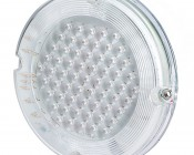 MoonLight White Round Dome Light LED Fixture