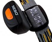NEBO 90 Lumen Headlamp - Hands-Free LED Flashlight: Attached to Headband