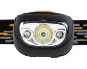 NEBO 90 Lumen Headlamp - Hands-Free LED Flashlight: Front View