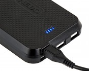 NEBO CaseBrite for iPhone 6 & 6s: Blue Light Battery Life Indicator