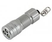 TU283S NEBO Compact MicroLite LED Keychain Flashlight