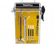 TU246 NEBO TelePen Key-Ring Telescopic Pen: Comes Inside Weatherproof Case
