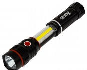 6156 NEBO SLYDE LED Flashlight: Opened