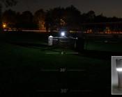 NEBO TWYST Z - LED Flashlight w/ Built-In COB Work Light and Lantern: Lantern Turned On