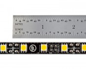 LED Strip Lights - LED Tape Light with 18 SMDs/ft. and LC2 Connector - 3 Chip SMD LED 5050: Close Up of LED Segment
