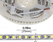 LED Strip Lights - 12V LED Tape Light w/ LC2 Connector - 268 Lumens/ft.