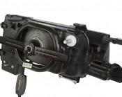LED Headlight Kit - 9005 LED Headlight Conversion Kit with Aluminum Finned Heat Sinks