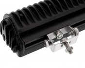 Heavy Duty Off Road LED Light Bar: Shown With Mounting Screw Attached