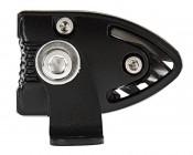 "7"" Slim Off Road LED Light Bars - 18W - 1650  Lumens: Profile View"