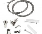 Suspension Kit for SBL Pro Series O-Shaped Aluminum LED Profile Housing