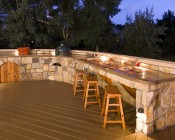 Patio and Deck LED lighting