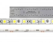 Outdoor LED Light Strips - Waterproof LED Tape Light with 18 SMDs/ft., 3 Chip SMD LED 5050: Close-up