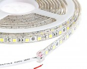Outdoor LED Light Strips - Waterproof LED Tape Light with 18 SMDs/ft., 3 Chip SMD LED 5050