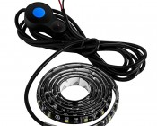Outdoor LED Light Strips with Switch - LED Truck Bed Lights with 18 SMDs/ft. - 1 Chip SMD LED 3528
