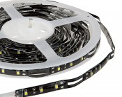 Outdoor Super Flexible LED Light Strip - Weatherproof LED Tape Light for Radially Curved Surfaces, 1 Chip SMD LED 3528